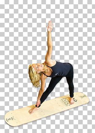 Balance Board Pilates Yoga Exercise PNG