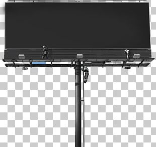 Billboard Out-of-home Advertising Lightbox PNG