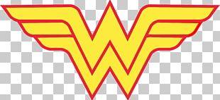 Diana Prince T-shirt Logo Iron-on Superhero PNG