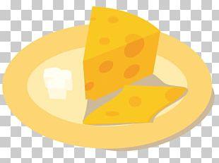 Milk Cheese Cartoon PNG