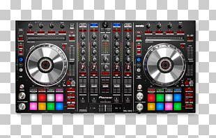 DJ Controller Pioneer DDJ-SX2 Pioneer DJ Disc Jockey DJ Mixer PNG