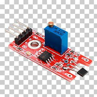 Hall Effect Sensor Arduino MEMS Magnetic Field Sensor PNG