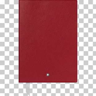 Paper Notebook Stationery Montblanc Leather PNG
