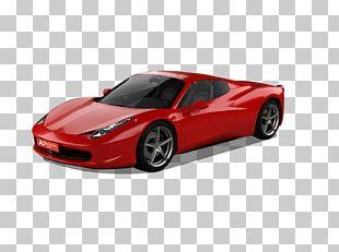 Ferrari FXX-K Car Die-cast Toy PNG