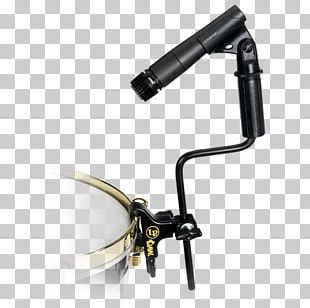 Microphone C-clamp Bass Drums PNG