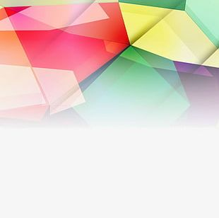 Colored Background Decoration PNG