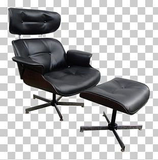 Eames Lounge Chair Wood Charles And Ray Eames Mid-century Modern PNG