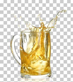 Beer Head Cocktail Brewing Drink PNG