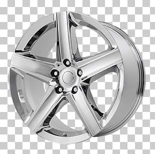 Alloy Wheel Chrysler 2006 Jeep Grand Cherokee SRT8 Rim PNG