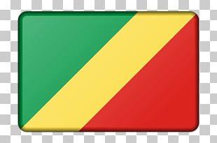 Flag Of The Democratic Republic Of The Congo Flag Of The Republic Of The Congo PNG