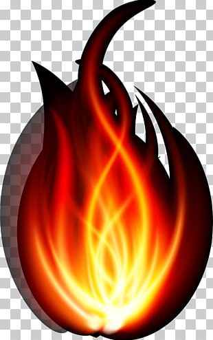 Flame Combustion PNG