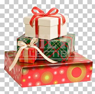 Gift Wrapping Christmas Stock Photography PNG