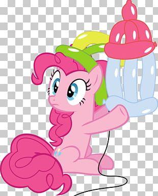 Pinkie Pie Pony Scootaloo PNG