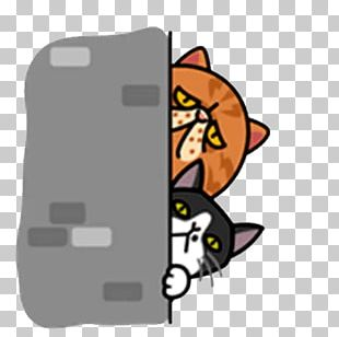 Cat Mobile Phone Accessories Text Messaging Snout PNG