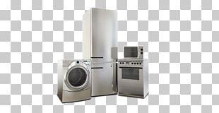 Washing Machines Home Appliance Major Appliance Refrigerator Clothes Dryer PNG