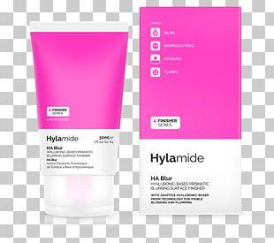 Hylamide Finisher HA Blur Hylamide Booster Low-Molecular HA Cosmetics Hyaluronic Acid Hylamide SubQ Anti-Age PNG
