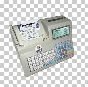 Printer Cash Register Invoice Thermal Printing PNG