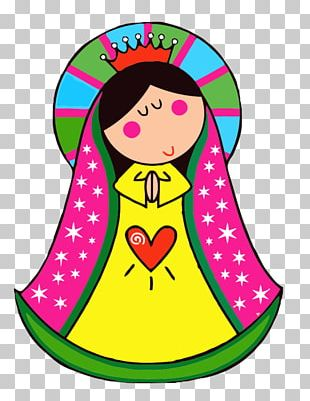 Our Lady Of Guadalupe Animaatio PNG