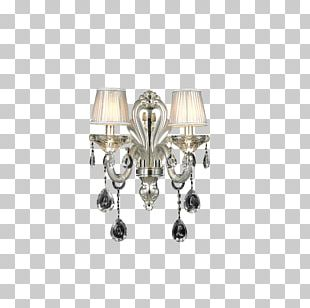 Restaurant Painting Lamp PNG