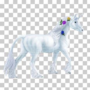 Unicorn Horse Safari Ltd Toy Pegasus PNG