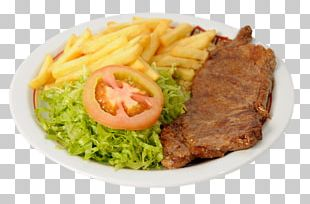 French Fries Steak Frites Cafe Coffee Full Breakfast PNG