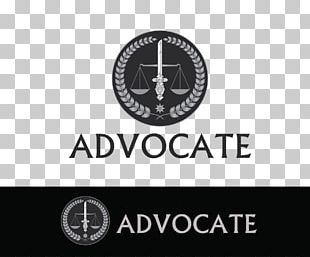Logo Advocate Lawyer Consultant Business PNG