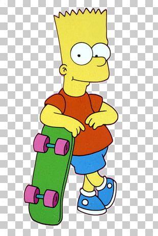 Bart Simpson Homer Simpson Marge Simpson Maggie Simpson Lisa Simpson PNG