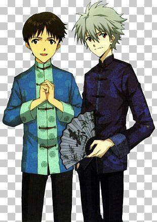 Shinji Ikari Kaworu Nagisa Rei Ayanami Neon Genesis Evangelion Asuka Langley Soryu PNG