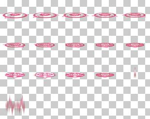 Body Jewellery Lip Pink M Line Font PNG