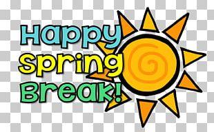 Spring Break Rice Elementary School PNG