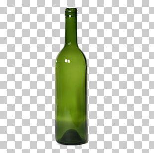 Glass Bottle Bordeaux Wine PNG