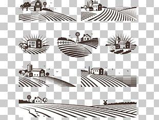 Farm Agriculture Landscape PNG