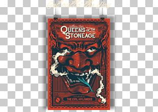 Poster Queens Of The Stone Age Concert Music Art PNG