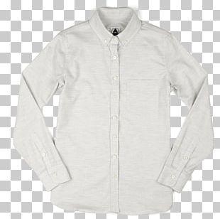 Sleeve Collar Jacket Shirt Button PNG