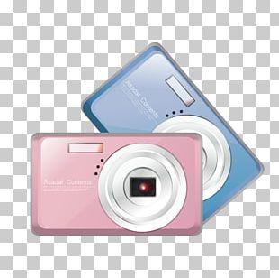 Digital Data Digital Camera PNG