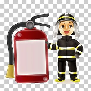 Firefighter Fire Extinguisher Firefighting Fire Station Fire Hydrant PNG