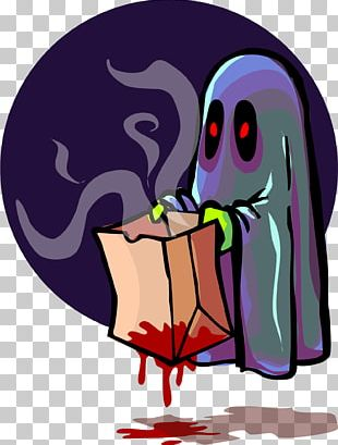 Trick-or-treating Halloween Ghost Party PNG