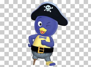 Pablo Dressed As Captain PNG