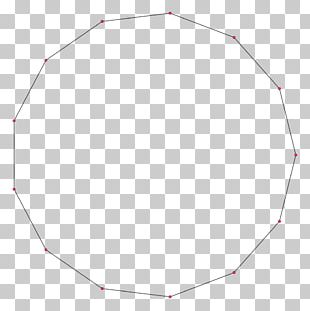 Regular Polygon Pentadecagon Equilateral Polygon Simple Polygon PNG