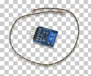 Electronic Component Thermocouple Pmod Interface Microcontroller Electronics PNG