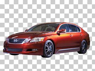 Personal Luxury Car Lexus ES Luxury Vehicle PNG