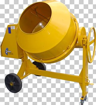 Cement Mixers Equipamento Architectural Engineering Concrete PNG