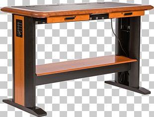 Standing Desk Computer Desk Sit-stand Desk Laptop PNG