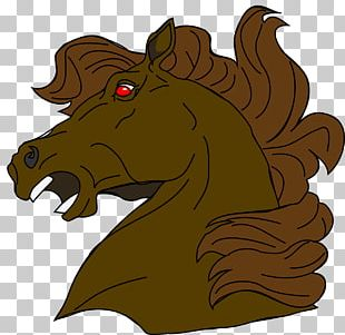 American Quarter Horse Stallion Drawing Horse Head Mask PNG