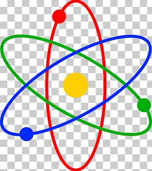 Atomic Nucleus Chemistry PNG
