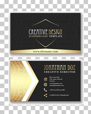 Paper Business Card Visiting Card Icon PNG