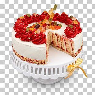 Torte Gummy Bear Fruitcake Red Velvet Cake Waffle PNG