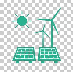 Renewable Energy Wind Power Solar Energy Solar Power Renewable Resource PNG