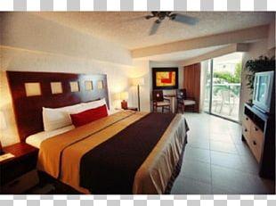 Bedroom Hotel Interior Design Services Property Suite PNG