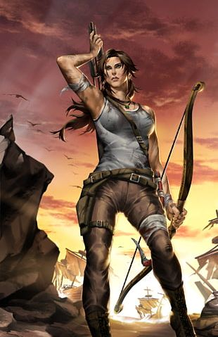 Rise Of The Tomb Raider Lara Croft PlayStation 4 PlayStation 3 PNG